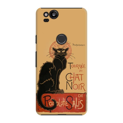 Tournee du Chat Noir Slim Case For Pixel 2