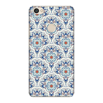 Turkish Mosaics Slim Case For Redmi Y1
