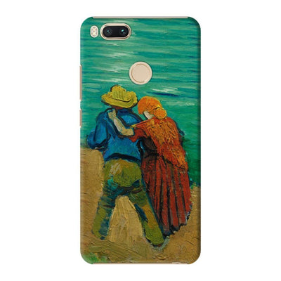 TWO LOVERS OIL ON CANVAS 1888 Slim Case For Redmi MI A1