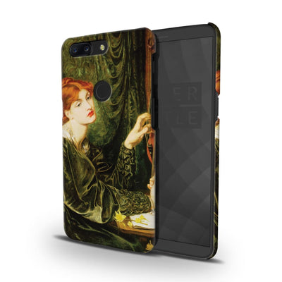 Veronica Veronese Oil On Canvas 1872 Slim Case And Cover For Oneplus 5T