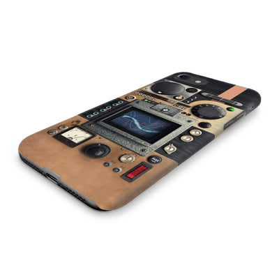 Vintage Research Device Panel Slim Case And Cover For Iphone 7