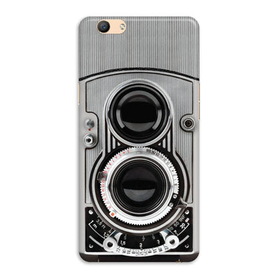 Vintage Twin Lens Reflex Camera Designer Slim Case And Cover For Oppo F1 S