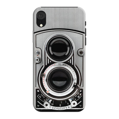 VINTAGE TWIN LENS REFLEX CAMERA Slim Case And Cover For iPhone XR