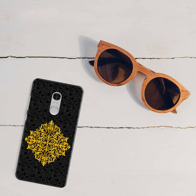 Vintage Victorian Motif Slim Case For Redmi Note 4