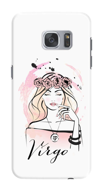 Virgo by Martina Pavlova Slim Case For Galaxy S7 Edge