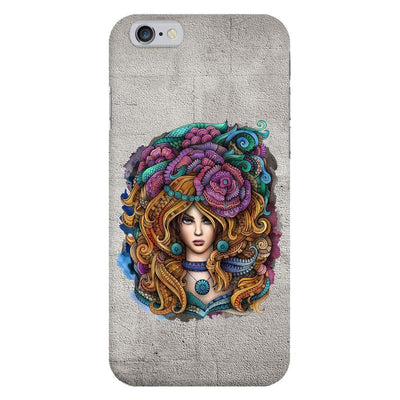 Virgo By Olka Kostenko Slim Case For Iphone 6