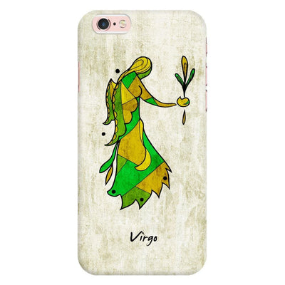 Virgo By Roly Orihuela Slim Case For Iphone 6S