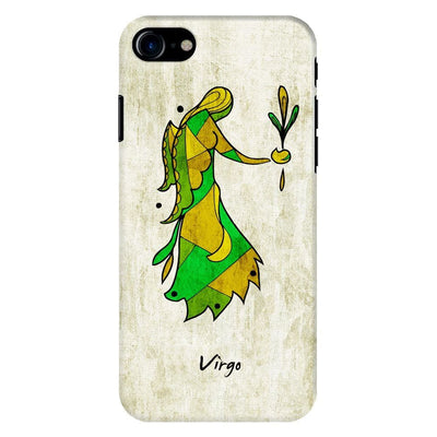 Virgo by Roly Orihuela Slim Case For iPhone 8