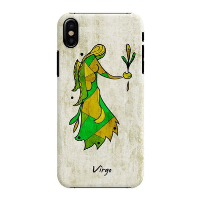 Virgo by Roly Orihuela Slim Case For iPhone X