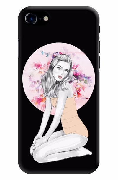 Virgo by Will Ev Slim Case For iPhone 8
