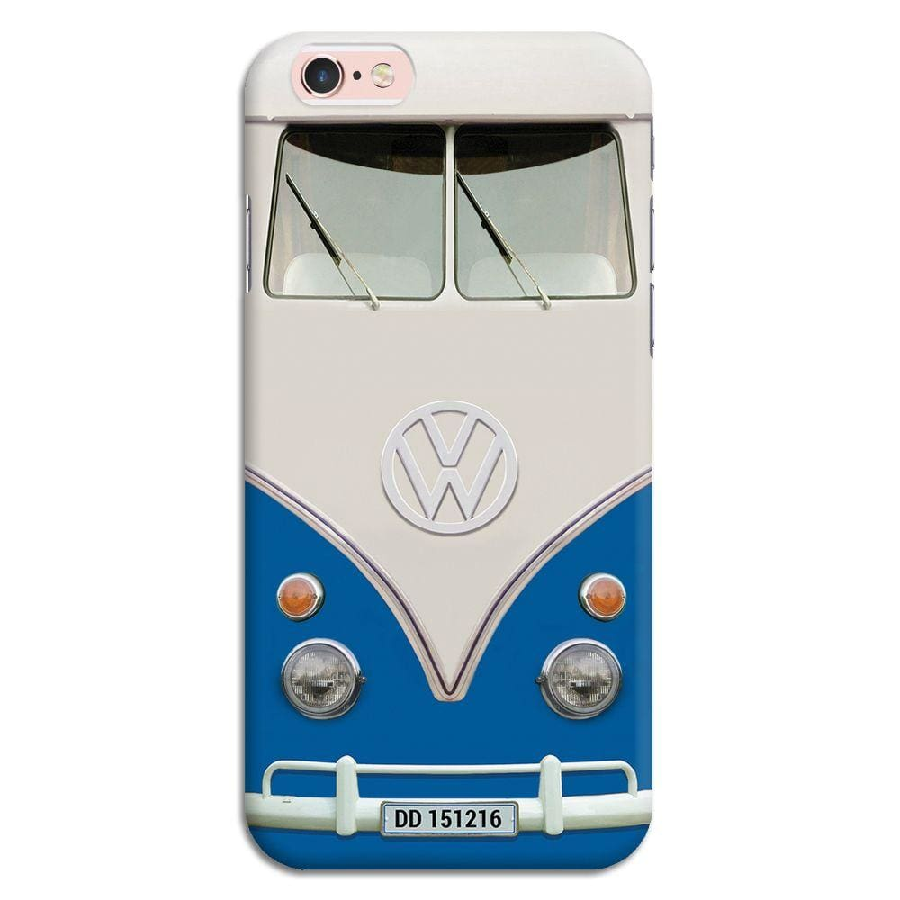 Volkswagen Hippie Camper Slim Case And Cover For Iphone 6S