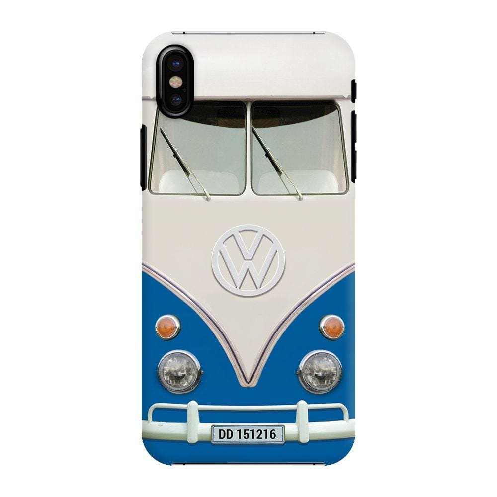 Volkswagen Hippie Camper Slim Case And Cover For Iphone X