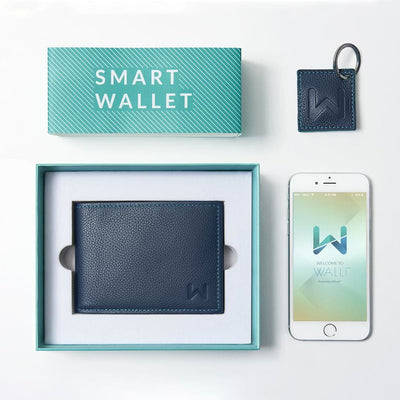 Walli - the smart wallet that connects to your phone