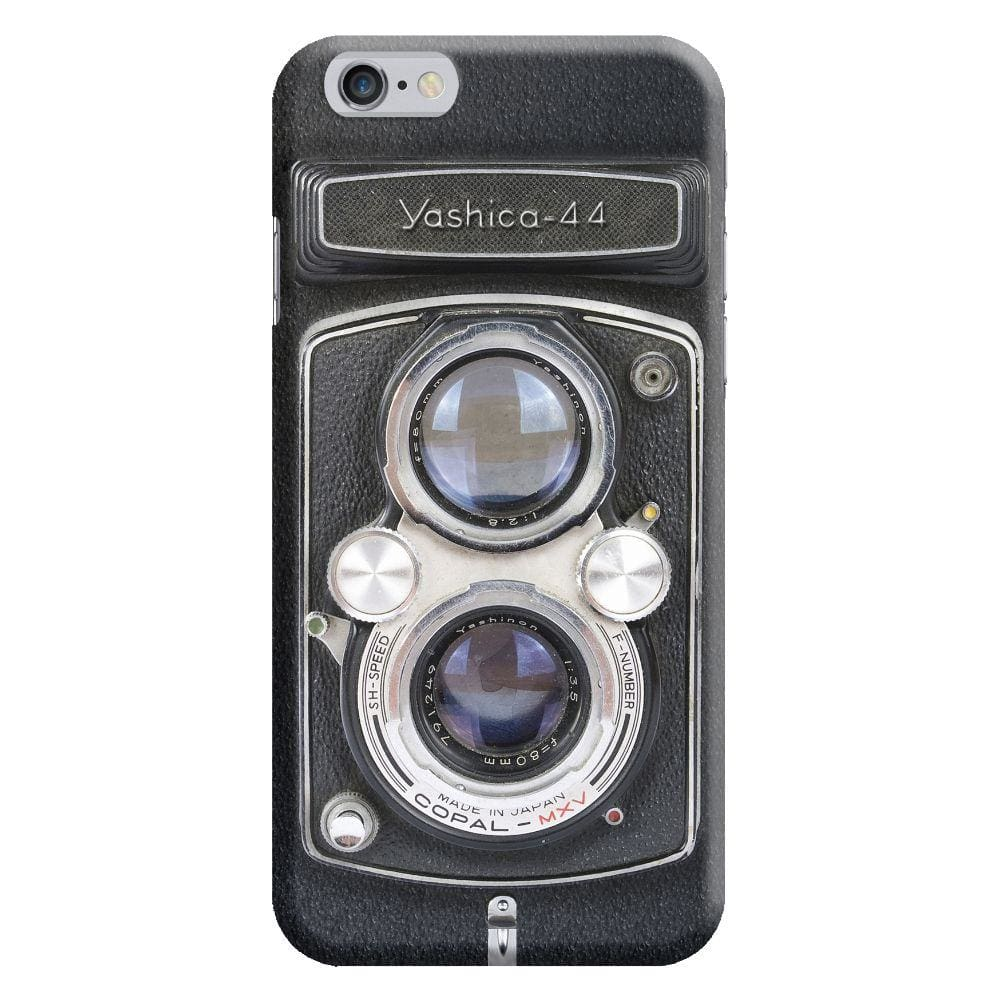 timeless design d9562 e2437 Yashica - 44 Vintage Camera Slim Case And Cover And Cover For Iphone 6