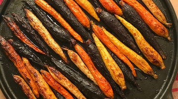 Maple Reserve Roasted Carrots