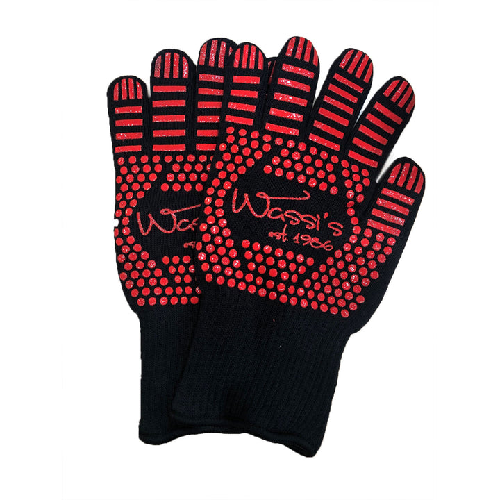 Wassi's Hi Temp Gloves