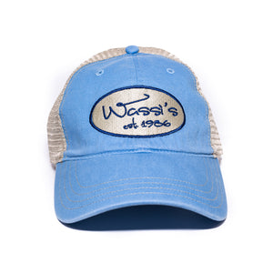 Wassi's Vintage Patch Hat