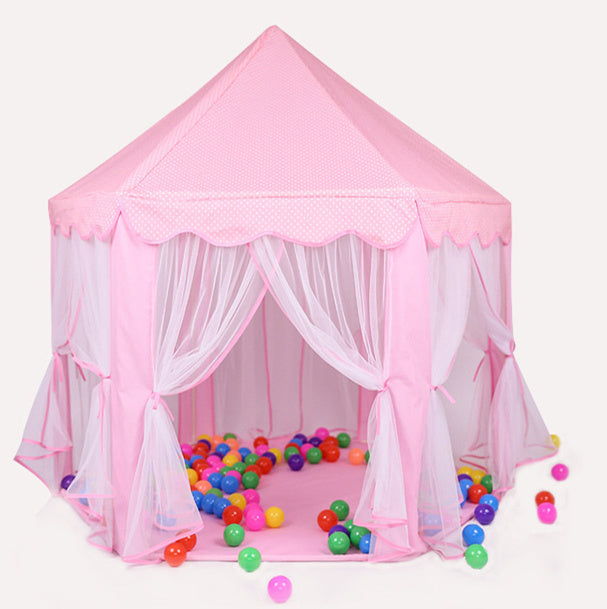 Girls Princess TentKids Large PlayhouseCastle Play Tent with 20 Feet Star Lights ...  sc 1 st  ToysVC ToysVC & Girls Princess TentKids Large PlayhouseCastle Play Tent with 20 ...