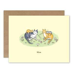 Fred + Nym Mother's Day Card