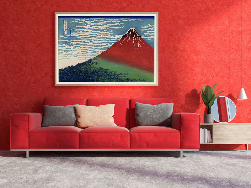 Break up monotony: How to add art to your colourful walls in 2020