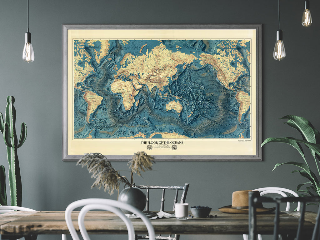 The World of Maps: A Journey throughout History