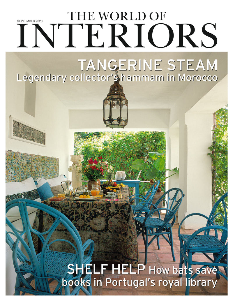 As featured in the World of Interiors magazine September 2020