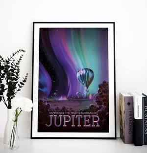 Nasa Space Jupiter Poster
