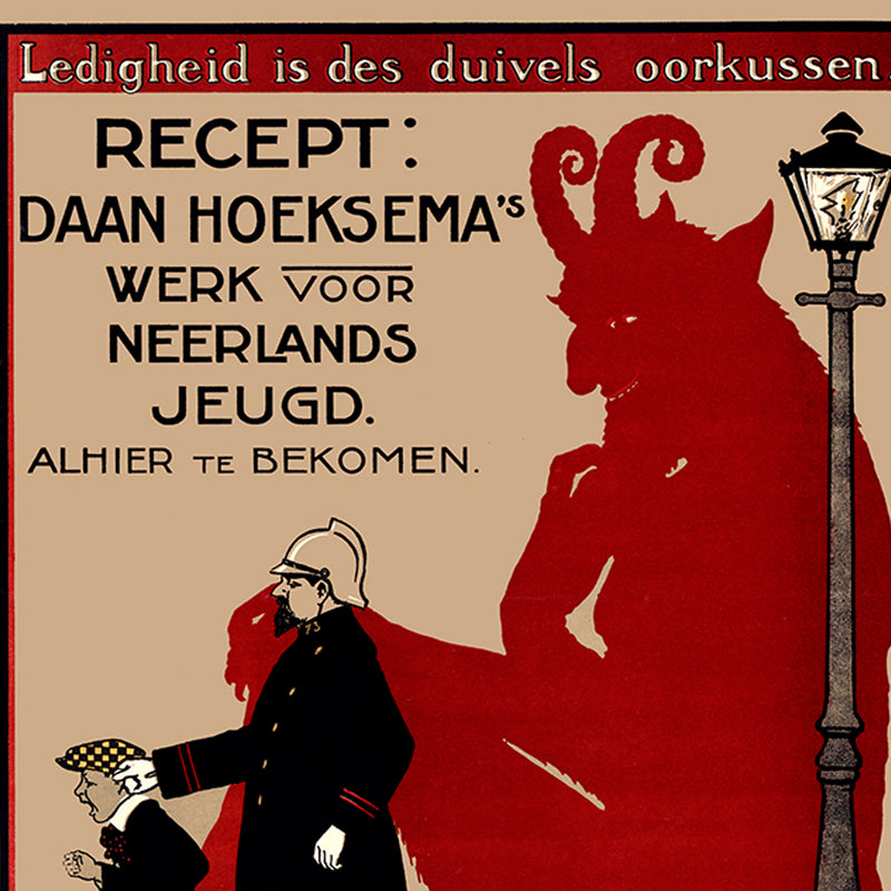 Dutch Devil - Kuriosis Vintage Prints