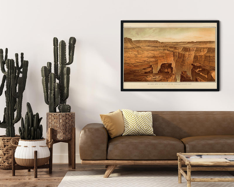 The Grand Canyon National Park Poster