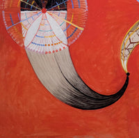 The Swan by Hilma Af Klint Art Poster