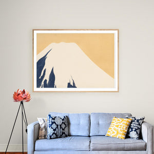 The Mount Fuji by Sekka