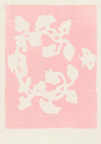 Pink Woodblock Pattern by Taguchi Tomoki