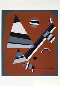 Gris by Wassily Kandinsky Poster