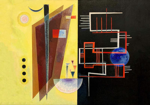 Inner Alliance by Wassily Kandinsky Poster