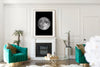 Full Moon Astronomical Poster