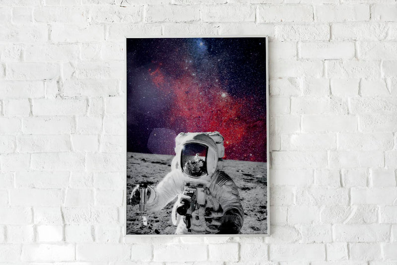 NASA Cosmic Astronaut