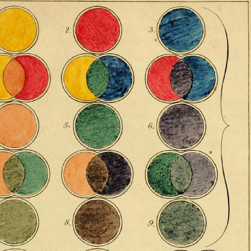 Color Turnball - Vintage Chart