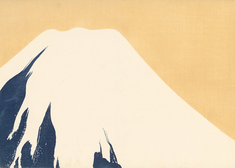 The Mount Fuji by Sekka - Kuriosis Vintage Prints
