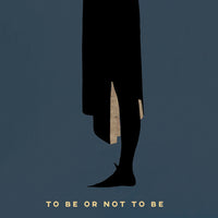 To be or not to be - Kuriosis Vintage Prints