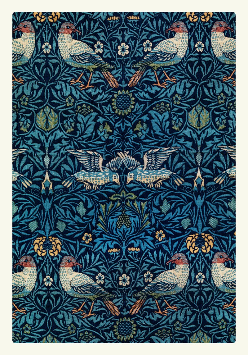 William Morris Birds II Poster