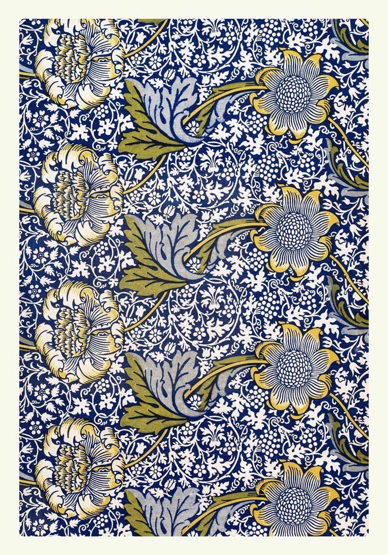 William Morris Kennet Poster