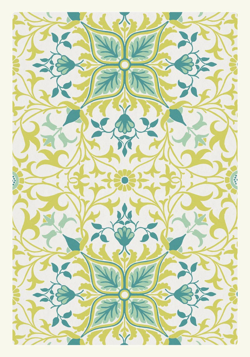 William Morris Vine Pattern I Poster