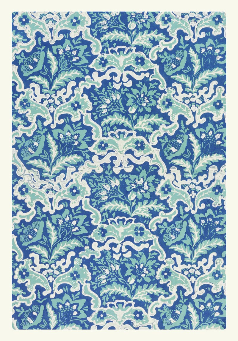 William Morris Vintage Floral Wallpaper Poster