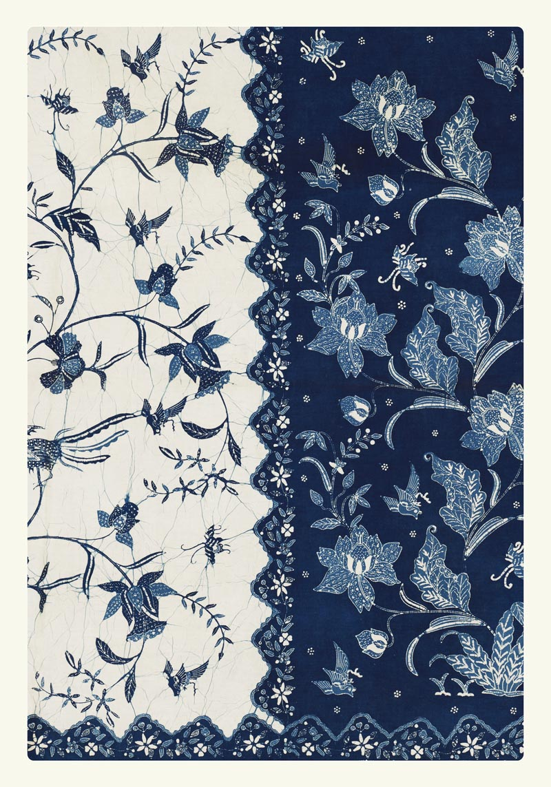 William Morris Indonesian Sarong Poster