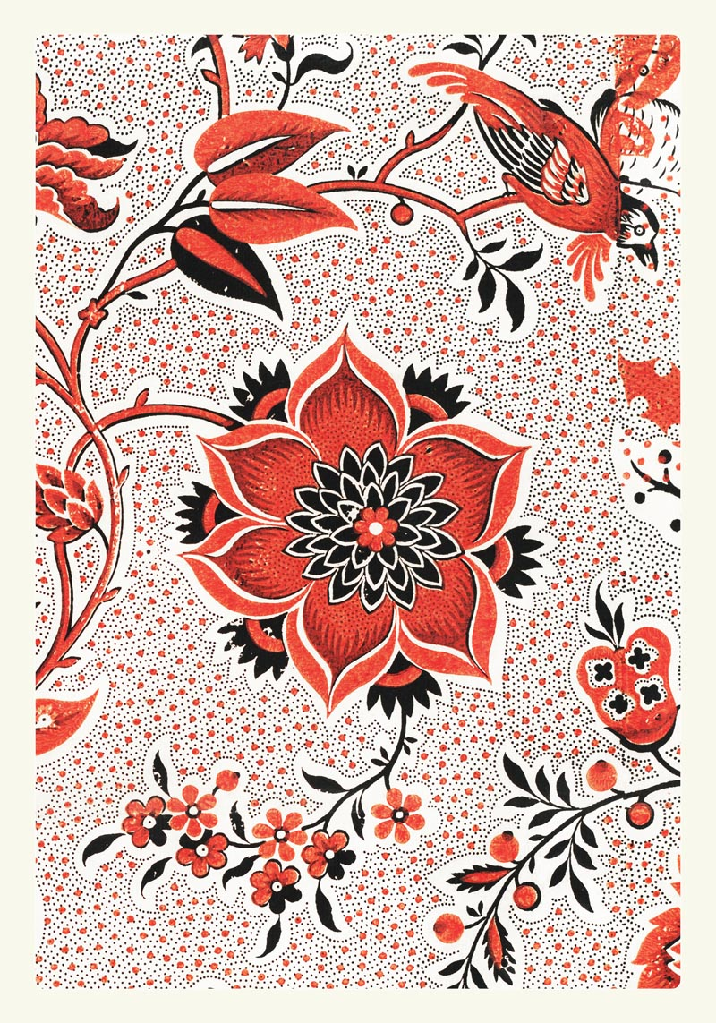 William Morris Allover Pattern Poster