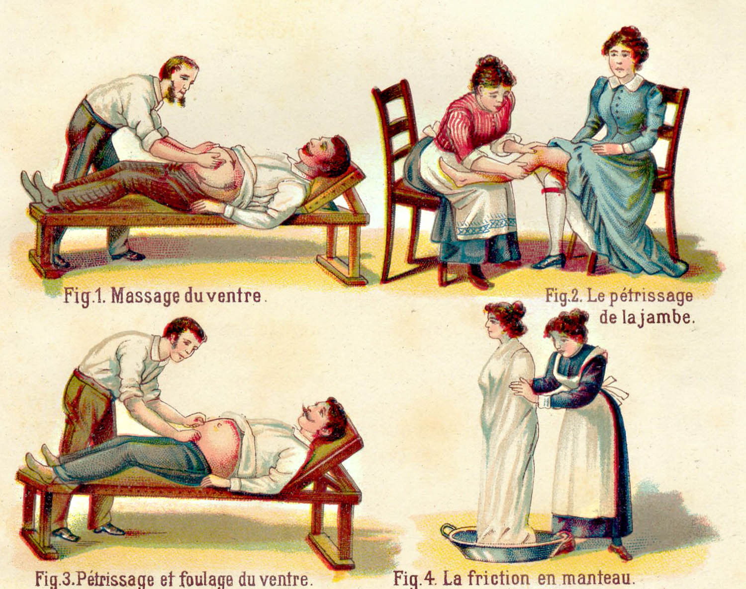 Funny French Healing Methods Part IV