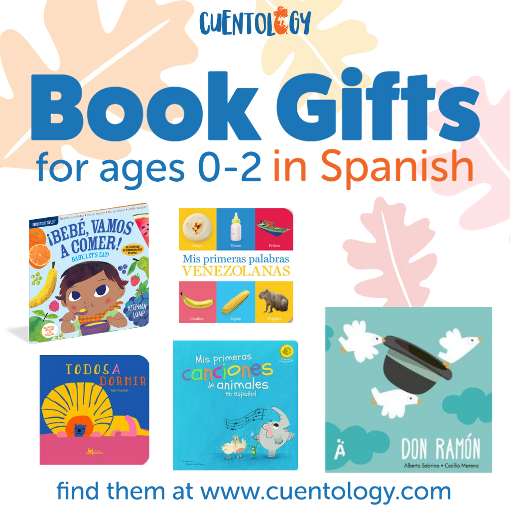 Book Gifts for ages 0-2
