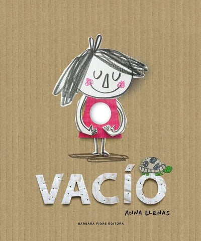 Books in Spanish for kids - Vacio