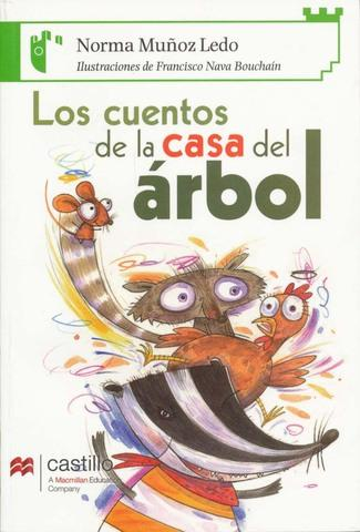 Early Reader Books in Spanish for kids -Los cuentos de la casa del Árbol