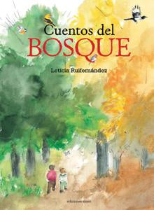 Books in Spanish for kids - Cuentos del Bosque